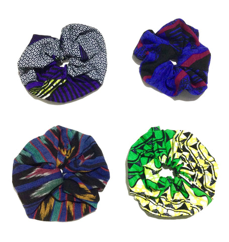 Handmade Scrunchies By Wudden Fingers for Blim