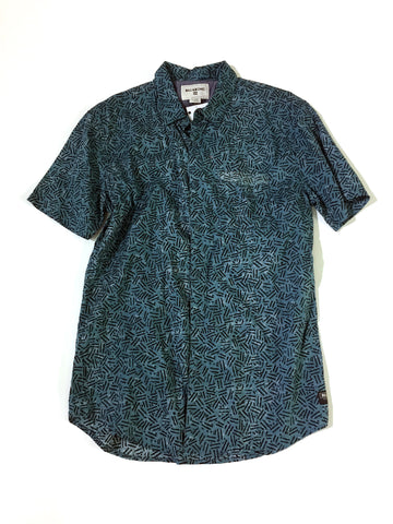 Billabong Button Up Short Sleeved Shirt