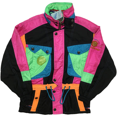 Killy Black/Orange/Black/Pink Jacket