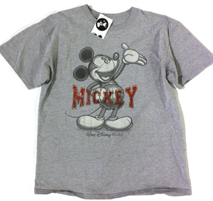 Official Walt Disney World Vintage Mickey T-shirt