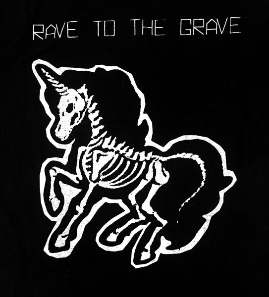 Rave to the Grave T or Tank