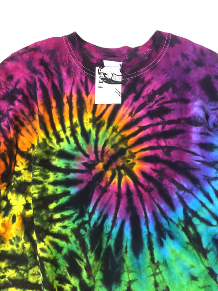 Perfect Vintage Tie-dye Shirt