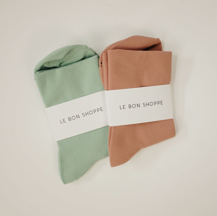 Le Bon Shoppe: Pump Socks