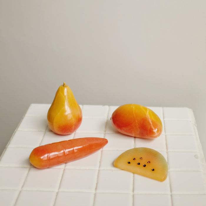 Marble Fruit Set #2