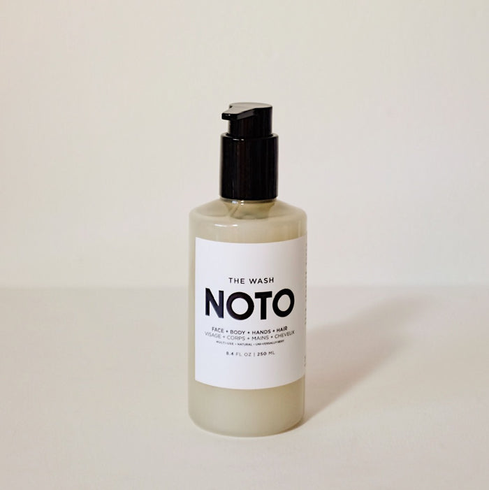 Noto Botanics: The Wash
