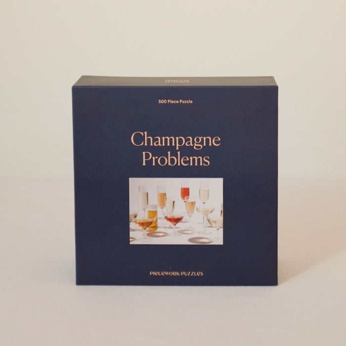 Champagne Problems 500 Jigsaw Puzzle