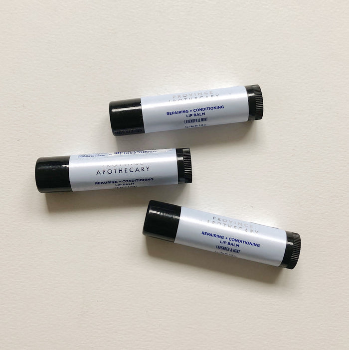 Province Repairing + Conditioning Lip Balm