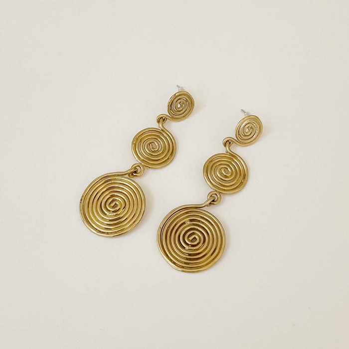 Mahnal:  Akirah Earrings