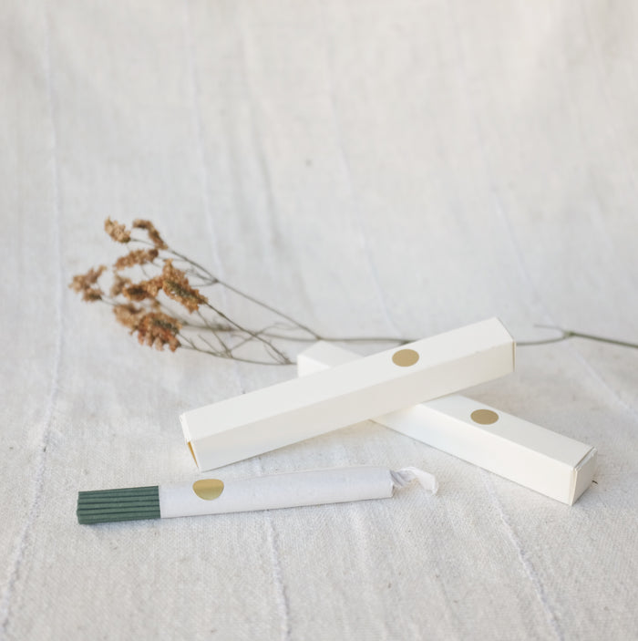 Golda Hiba Wood Incense