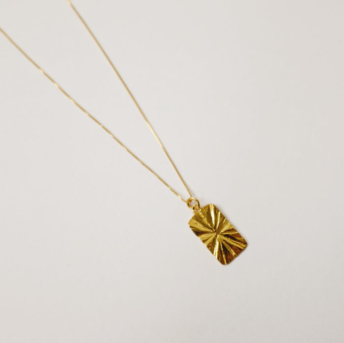 Eleventh House: Golden Hour Necklace