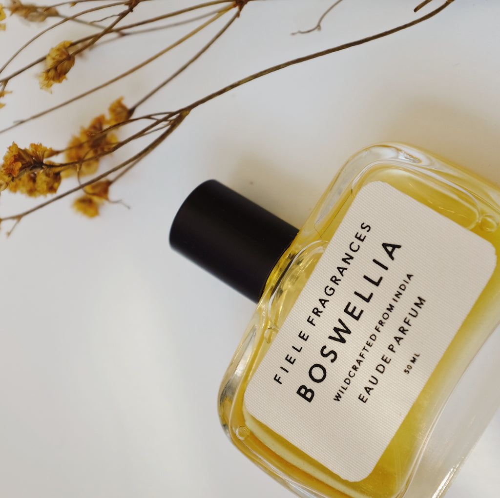 Fiele Fragrances: Boswellia