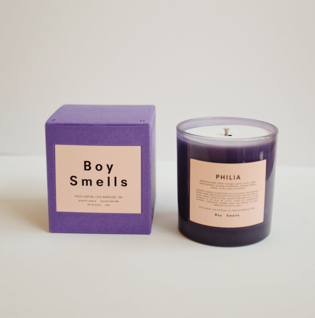 Boy Smells: Philia