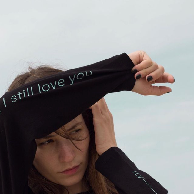 """Of Course I Still Love You"" Longsleeve Tee"