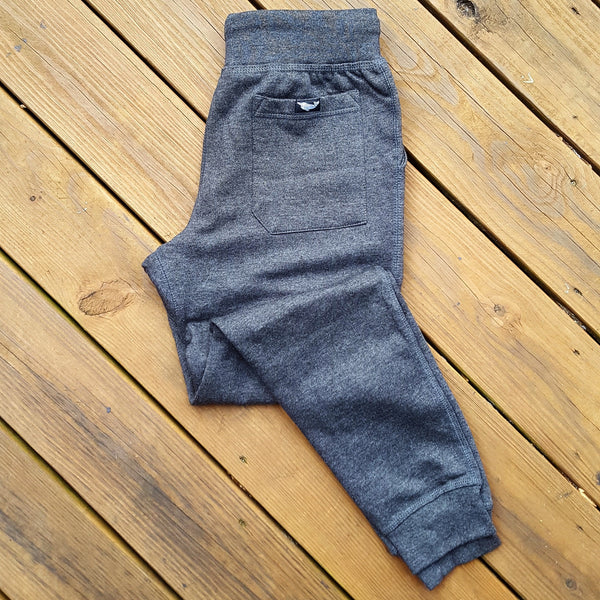 Native Narwhal Joggers (Slate Grey)