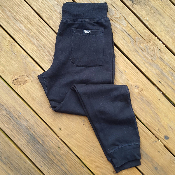 Native Narwhal Joggers (Onyx)