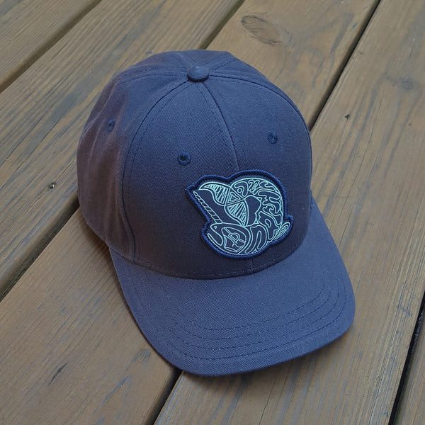 The Legacy Snapback (Midnight)