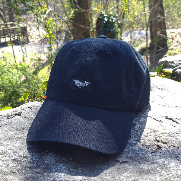 Native Narwhal Traditional Hat (Onyx)