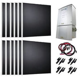 1.67 KW DC - 1.5 KW A/C ON - Grid Package