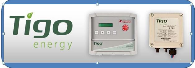 15- 25 % Power Yield Gain with TIGO Maximizers