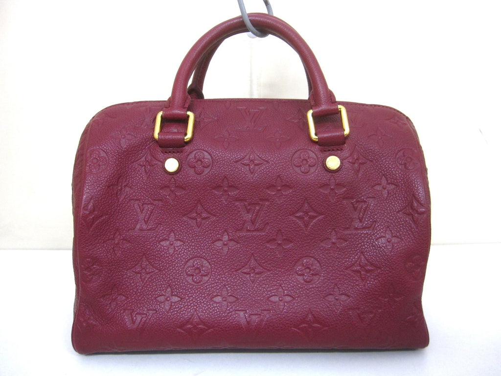 Louis Vuitton Speedy Villers 25