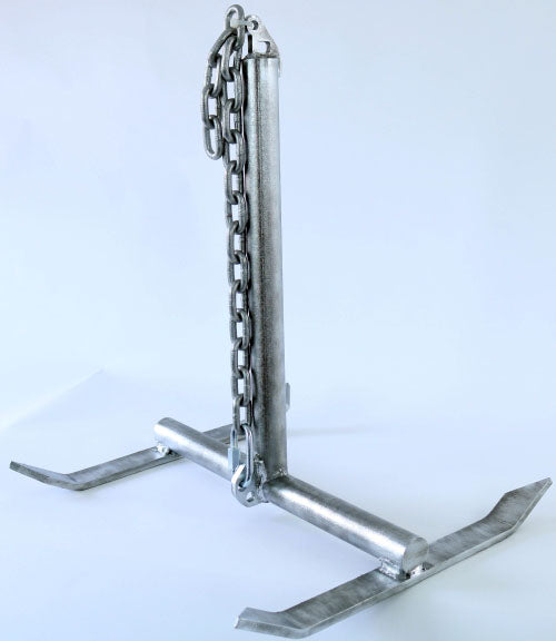 Galvanized River Rocker Break Away Anchor