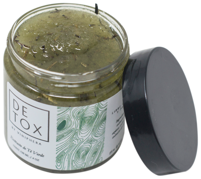 Detox Extracto de Te Verde 120ml/4oz