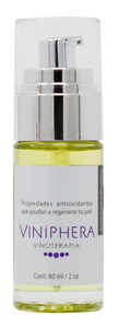 Aceite facial antioxidante de Vinoterapia 60ml/2oz