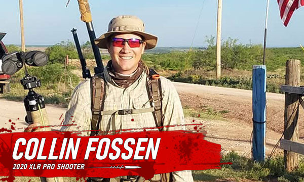 Collin Fossen - 2020 XLR Pro Shooter - Envy Pro Competition Bolt Action Rifle Chassis