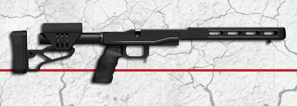 Element modern rifle chassis