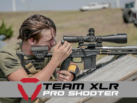 Carson Rutherford XLR Pro Shooter