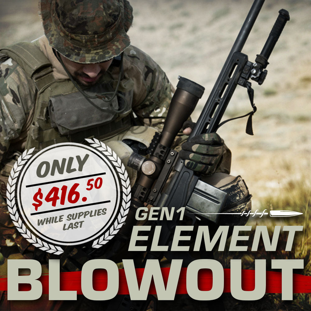 XLR Industries Gen 1 Element Chassis Blowout Sale