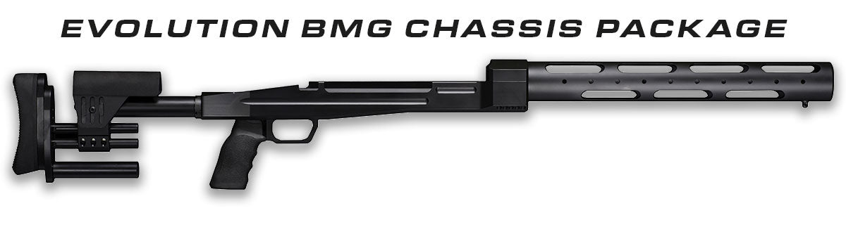 Evolution BMG Chassis Package