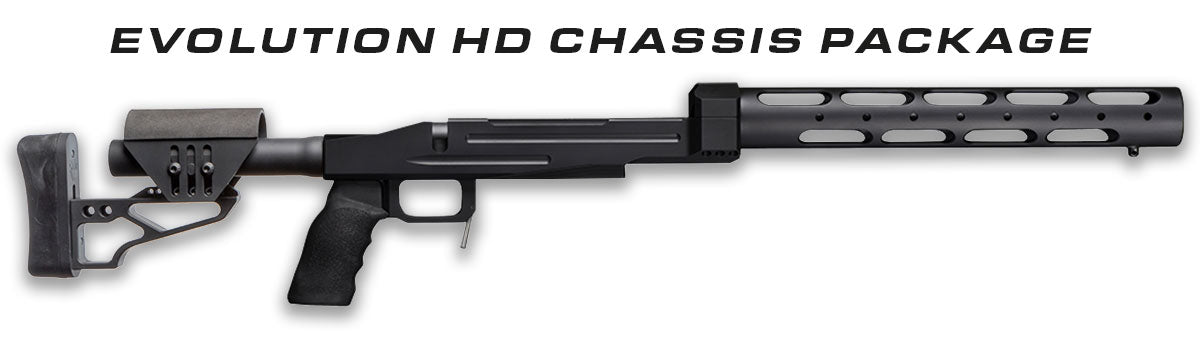 XLR Evolution HD Chassis Package