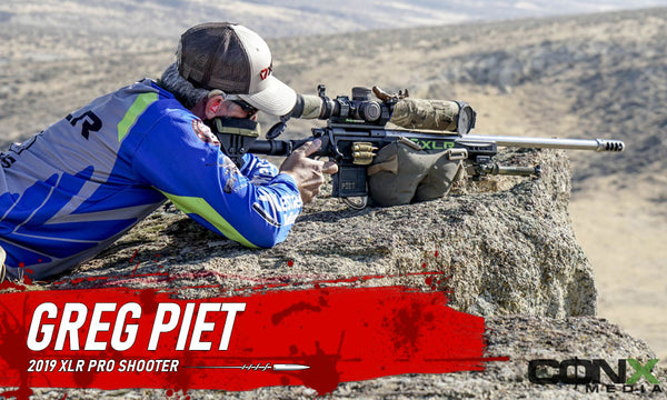 Greg Piet | 2019 XLR Pro Shooter - XLR Industries