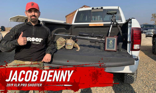 XLR Pro Shooter Jacob Denny