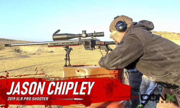 XLR Pro Shooter Jason Chipley
