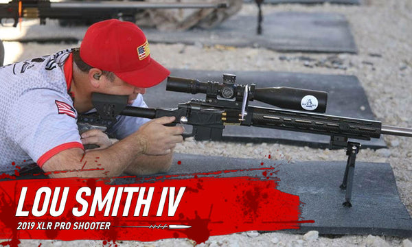 XLR Pro Shooter Lou Smith