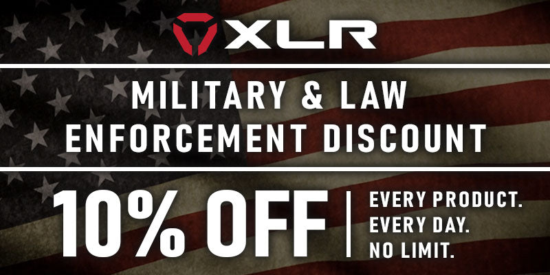 Military & Law Enforcement 10% Discount