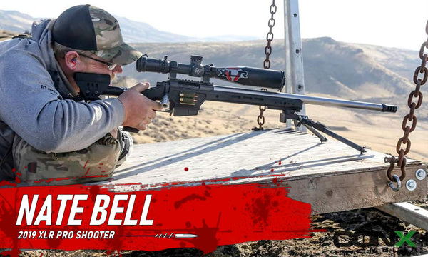 XLR Pro Shooter Nate Bell