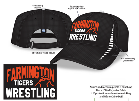 Farmington Black Hat (while supplies last)