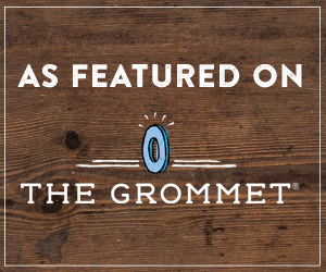 As featured on The Grommet