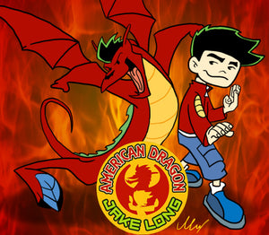 DGT #22: American Dragon (Jake Long)