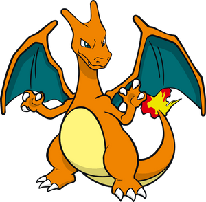 DGT #23: Charizard (Pokemon)