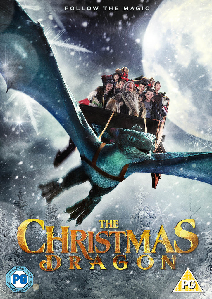 DGT#33: The Christmas Dragon