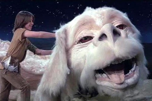 DGT #7: Falkor (The NeverEnding Story)