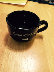 Free Game of Thrones Mug with purchase of 2+ Drankgons