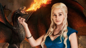 DGT #15: Daenerys Targaryen (Mother of Dragons), i.e. Khaleesi