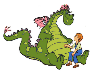 DGT #24: Elliot (Pete's Dragon)