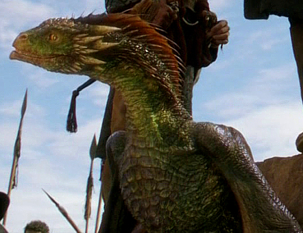 DGT #13: Rhaegal (Game of Thrones)