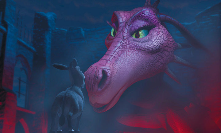 DGT #9: Dragon (Shrek)